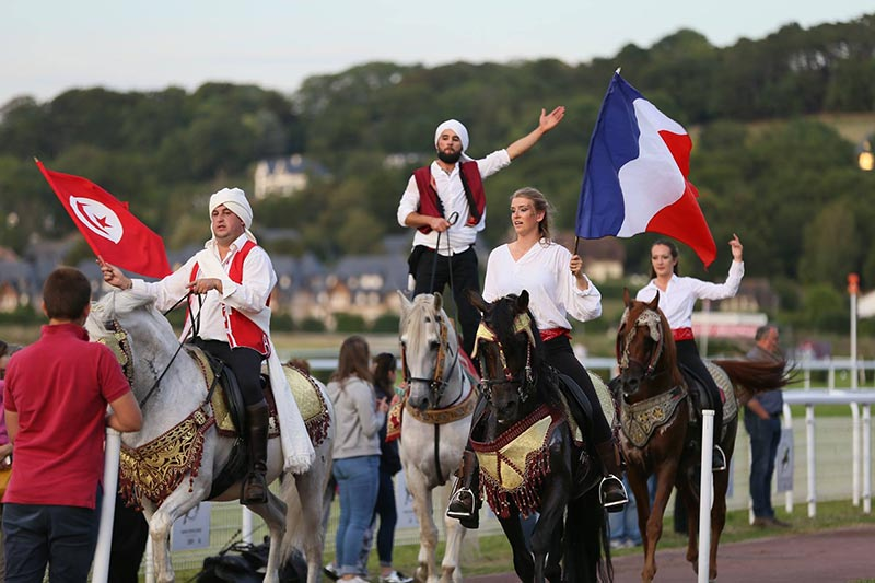 Revivez la magnifique ambiance djerbienne à Deauville en 30 photos