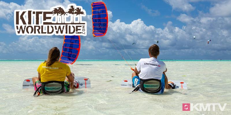 L'île de Djerba est un véritable paradis pour le kitesurf selon KiteWorldWide