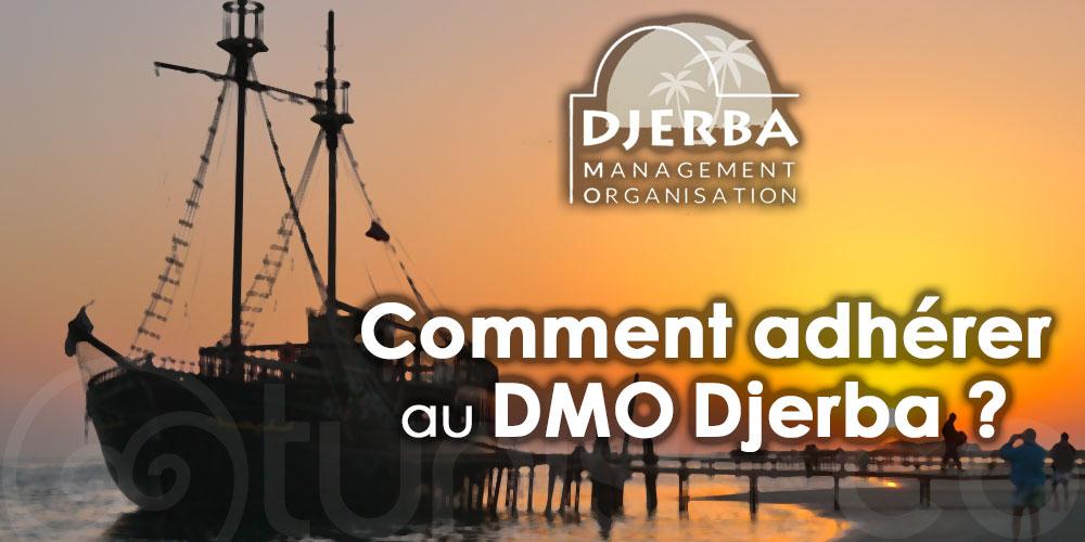 Comment adhérer au DMO Djerba ?