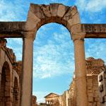 Randonnée aux sites archéologiques de Dougga et Djebba le 2 Octobre