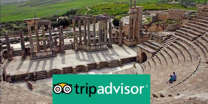 Selon Tripadvisor : Dougga est le site le plus intact de l'Afrique du Nord