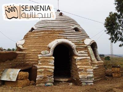 Les travaux de construction du premier écodôme de l'espace Sejnenia bientôt achevés