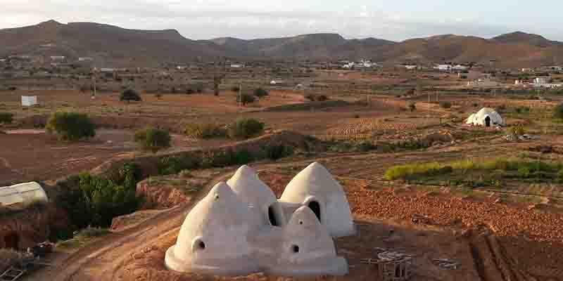 Ça vous dit, un tour dans la nouvelle extension du Domaine Oued el Khil ?