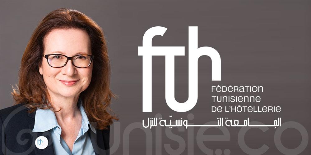 Dora Milad nouvelle présidente de la FTH