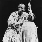 Doudou Ndiaye Rose sur la scène du Festival International de Hammamet