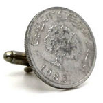 Incroyable : Des boutons de Manchettes de '5 millimes - Dourou´ vendus à 30 euros