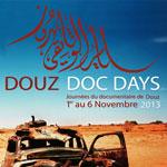 3ème édition du 'Douz Doc Days' du 1er au 6 Novembre