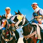 Festival international du Sahara de Douz, du 22 au 27 décembre 2011