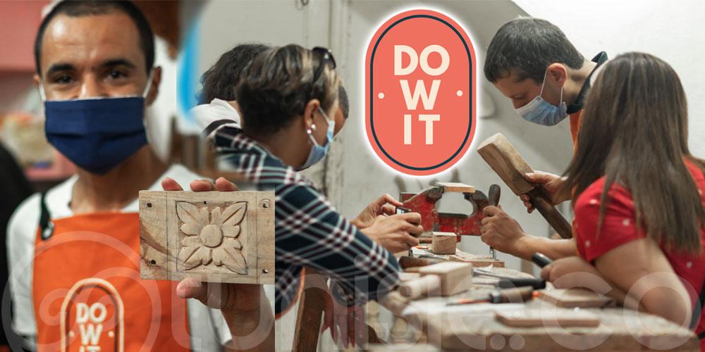 DOWIT lance ses ateliers à la Medina ''les mystères de l'artisanat ''