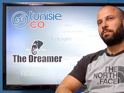 En vidéo : The Dreamer part pour un tour de la Tunisie sans un millime en poche mais le pays dans le coeur