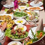 Rupture du jeûne traditionnelle au restaurant Driba à la Médina de Tunis
