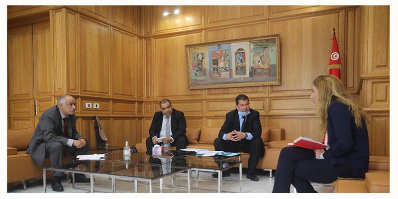حقوق المؤلف والحقوق المجاورة، محور جلسة عمل تحت إشراف وزيرة الشؤون الثقافية: