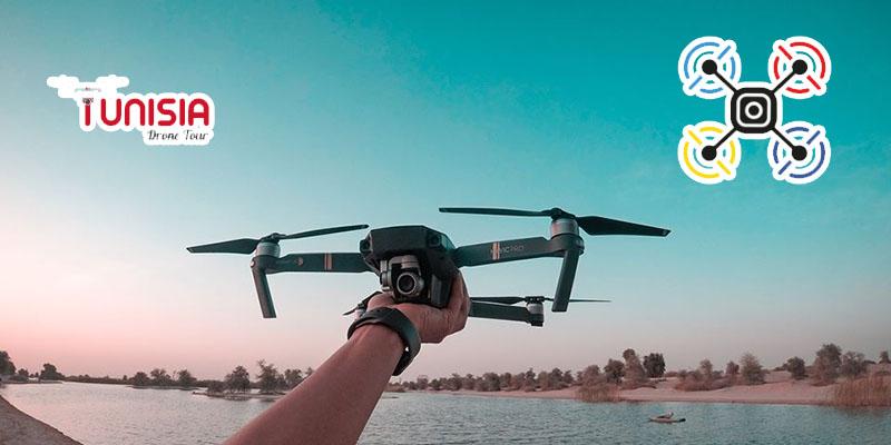 Le tout premier Drone Tour en Tunisie est lancé à Parc Boulehia