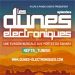 Les Dunes Electroniques confirmées du 20 au 22 février 2015