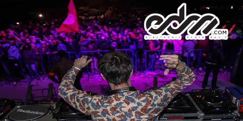 Les dunes électroniques élu parmi 6 meilleurs festivals par Electronic Dance Music
