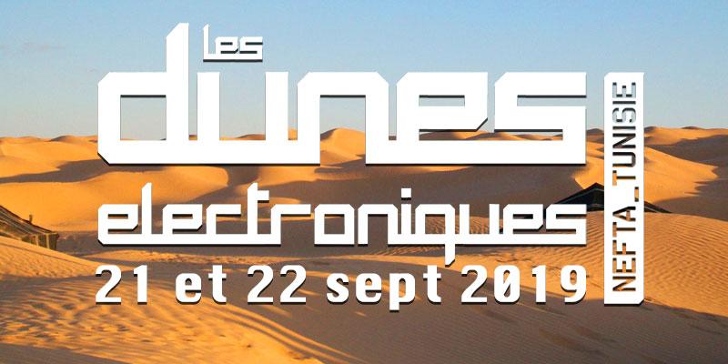 Save the date, retour des Dunes Electroniques les 21 et 22 septembre