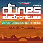 À partir du 4 décembre, mise en vente des billets pour les Dunes Électroniques 2015