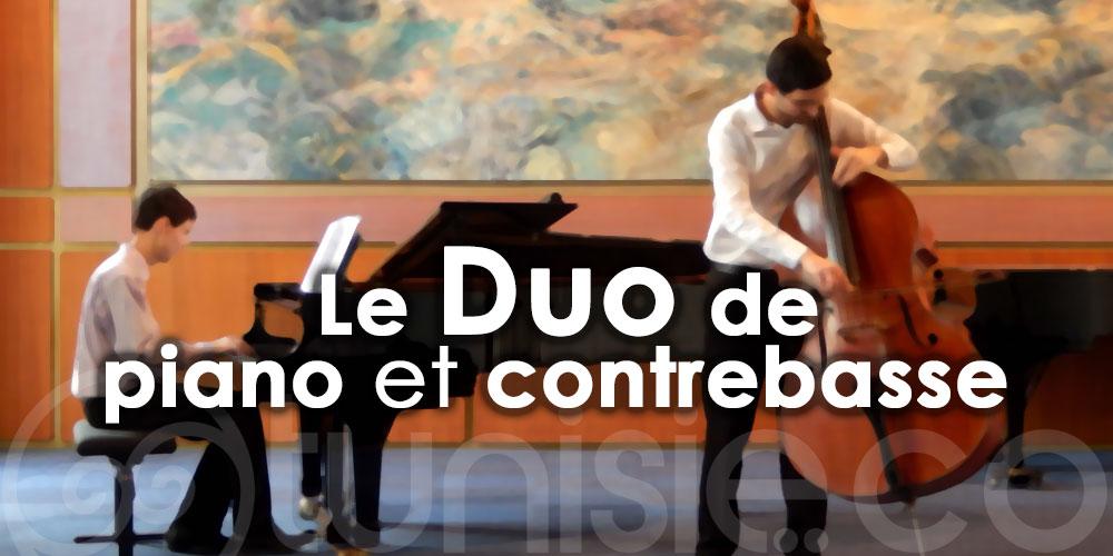 ''Le Duo'' nouveau concert de dix œuvres inédites de musique instrumental de Ouanés Khligène