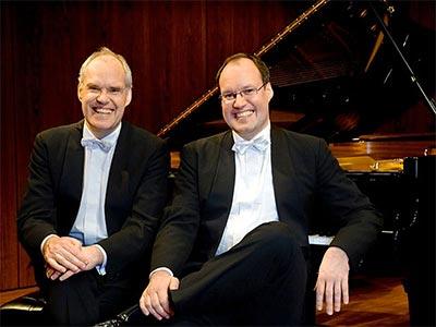 Le duo pianiste allemand Hans-Peter et Volker Stenzl en concert à Bizerte et Tunis