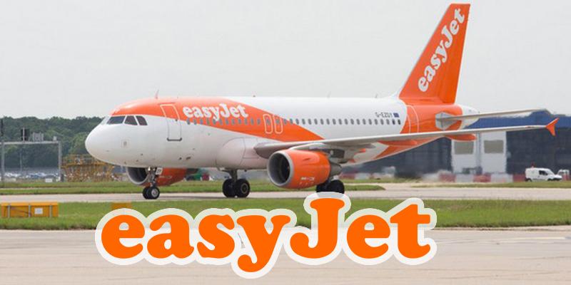 Easyjet ouvre les réservations sur la Tunisie !