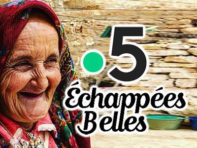 La Tunisie Sur France 5 dans un épisode de l'émission Echappées Belles