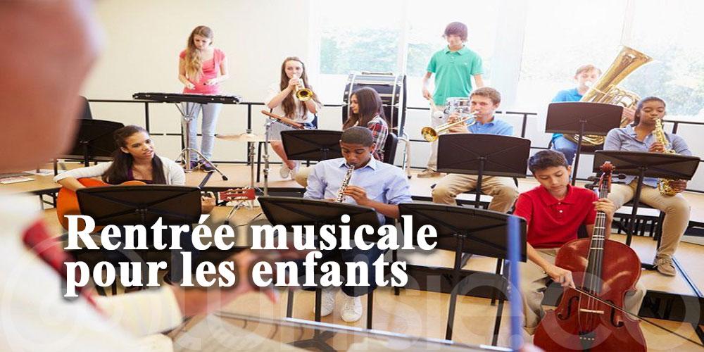 Préparez la rentrée musicale de vos enfants !