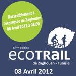 Le 6ème ECOTRAIL le 08 avril 2012 à Zaghouan