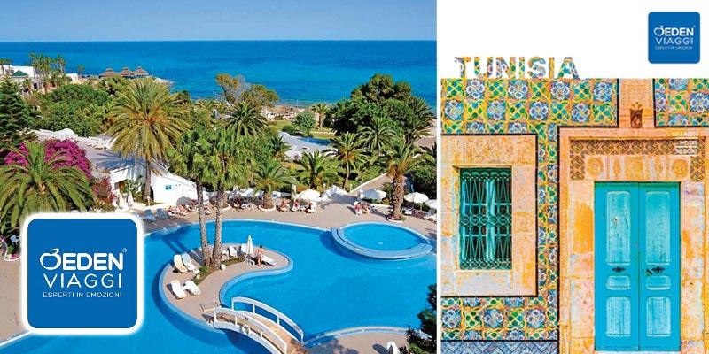 Eden Viaggi retourne en Tunisie et propose Djerba et Hammamet
