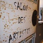 En vidéos : Rencontre avec les artistes de l´exposition �??October Time´ à la galerie EFESTO