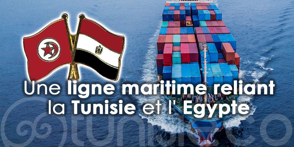 Vers l'ouverture d'une ligne maritime reliant la Tunisie et l' Egypte