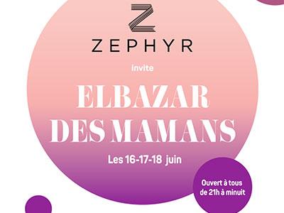 ElBazar des Mamans du 16 au 18 Juin au Zéphyr la Marsa