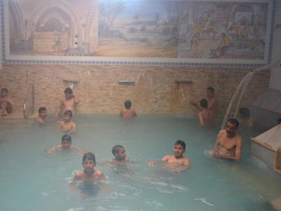 Connaissez-vous les Hammams d'El Hamma, la ville thermale nichée à Gabès
