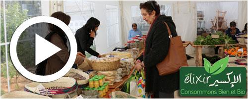 En vidéo : Découvrez le nouveau marché Bio ELIXIR à Mutuelleville