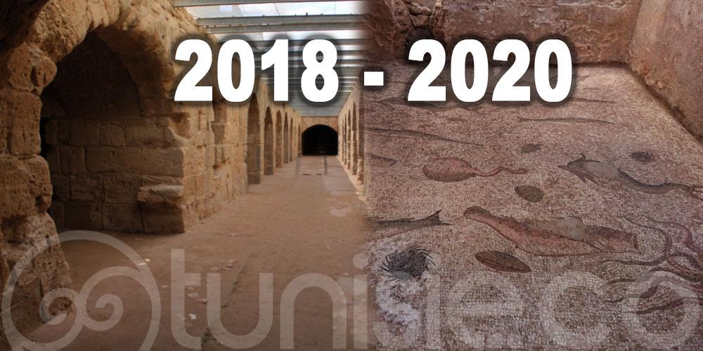Les grandes découvertes archéologiques d'El Jem
