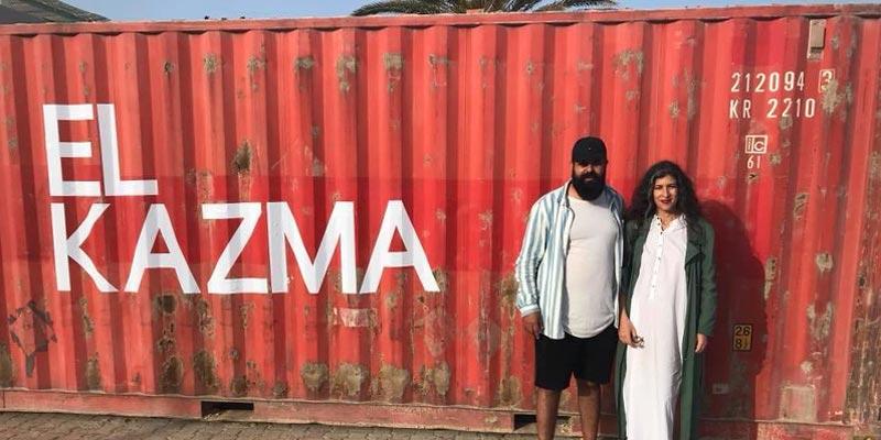 El Kazma, première exposition d'art contemporain à Gabès
