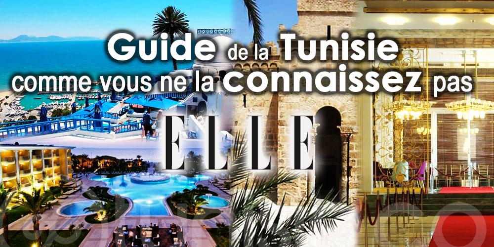 Elle magazine : Oubliez le tout compris et vivez une aventure en Tunisie