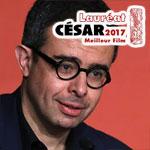 Le producteur tunisien Said Ben Said remporte le prix du meilleur film aux Césars