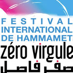 Klem Ellil Zéro Virgule à l'ouverture du Festival International de Hammamet ce 15 juillet 2014