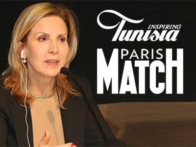 Selma Elloumi à Paris Match : La Tunisie a enfin retrouvé le niveau de 2010