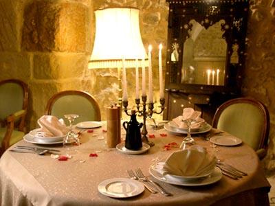 Restaurant El Makhzen du Palais Bayram
