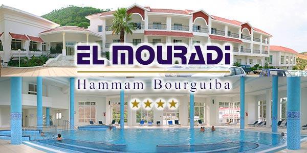 En vidéo : Hôtel El Mouradi Hammam Bourguiba, la station thermale pour se ressourcer et se soigner
