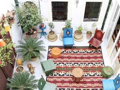 El Patio-Tunis, la maison d'hôtes pour découvrir ou redécouvrir Tunis à son rythme