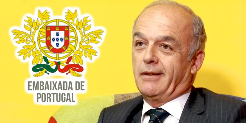 L'ambassadeur Ludovice raconte son Portugal, ses coups de coeur et passions