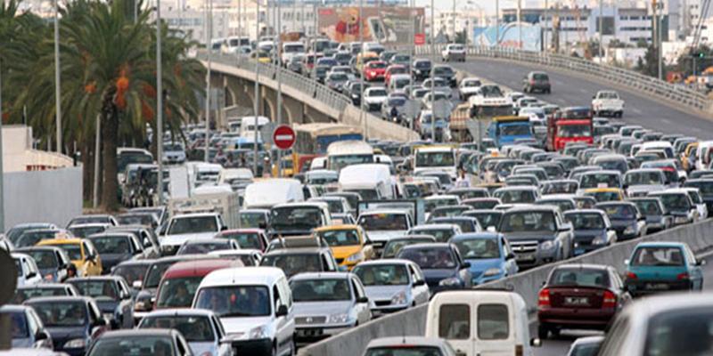 Bientôt la fin des embouteillages monstres près de l'aéroport Tunis-Carthage !