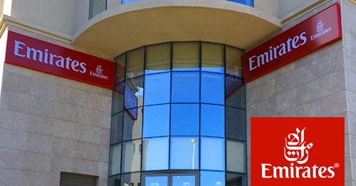 Nouveau bureau de emirates airlines tunisie aux berges du lac