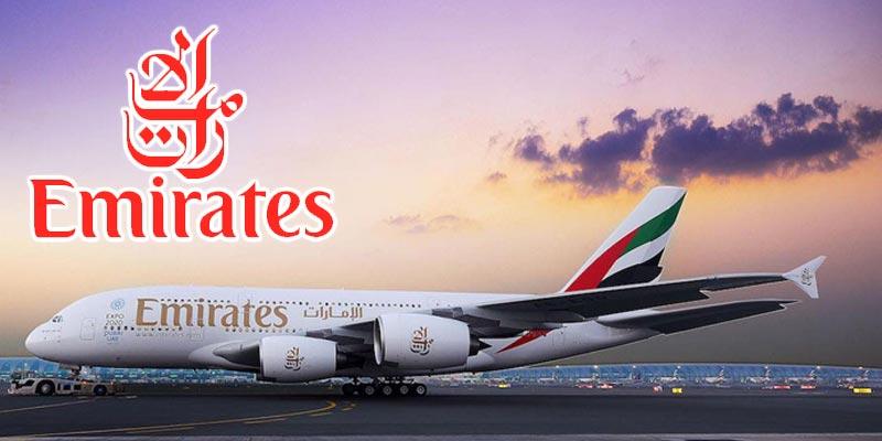 Emirates lance le Tunis - Dubaï à partir de 920 Dt