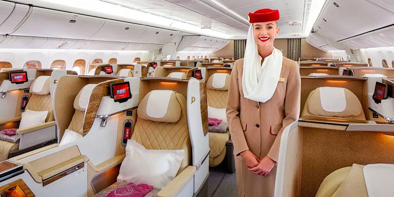طيران الإمارات تخدم تونس بطائرة بوينج 777- 200 إل آر