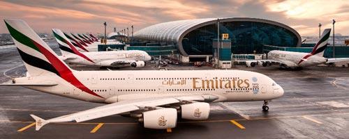 Offre spéciale Emirates : Tunis Dubai à 826 DT