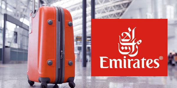 Emirates augmente sa franchise de bagages gratuite sur son réseau en Afrique à partir du 15 Avril