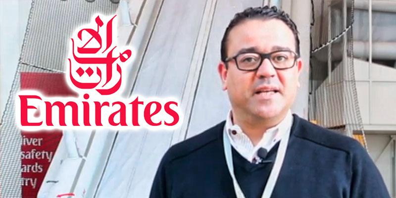 En vidéo : L'incroyable parcours du Tunisien Slim Chaieb chez Emirates